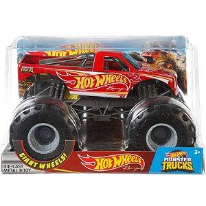 Veiculo Hot Wheels Monster Trucks Unitario e Sortido Fyj83