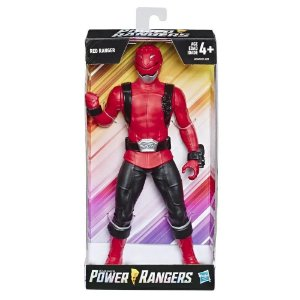 Power Rangers Beast Morphers The Red Ranger da Hasbro E5901