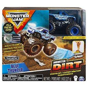 Veiculo Monster Jam Playset Dirt Starter Sortido Sunny 2028