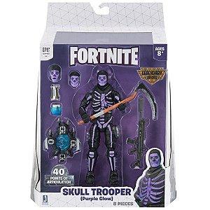 Figura Fortnite Legendary Series 1 Skull Trooper Sunny 2037