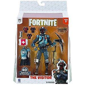 Figura Fortnite Legendary Series 1 The Visitor da Sunny 2037