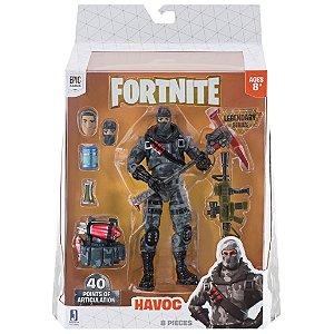 Figura Fortnite Legendary Series 1 Havoc e Acessorios 2036