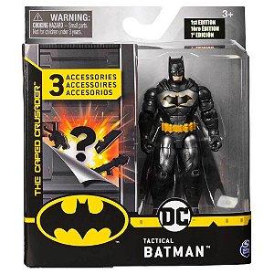 Figura DC Batman Creature Chaos Batman Traje Tactical 2182