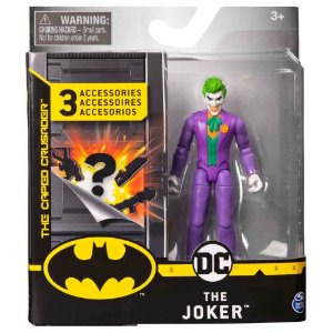 Figura DC Batman Creature Chaos The Joker Coringa Sunny 2182
