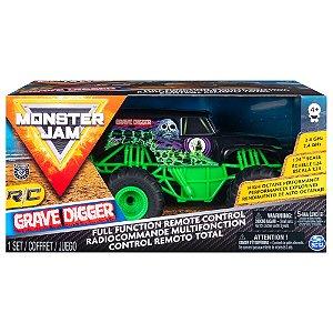 Carro de Controle Remoto Monster Jam Sortido da Sunny 2026