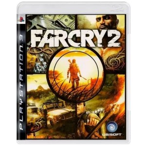 Jogo Novo Midia Fisica Far Cry 2 Lacrado Original para Ps3