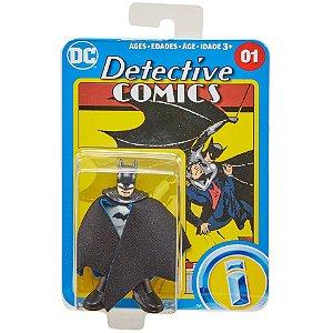 Figura Imaginext DC Batman Ediçao Detective Comics 01 Glf00