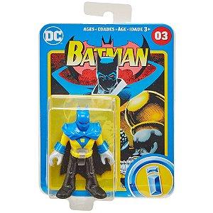 Figura Imaginext DC Batman Ediçao Knightfall Armor 03 Glf00