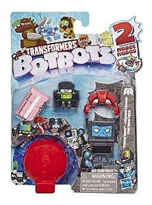 Brinquedo Pack 5 Figuras Transformers Botbots Hasbro E3486