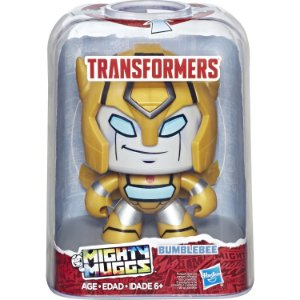 Figura Transformers Mighty Muggs Bumblebee da Hasbro E3456