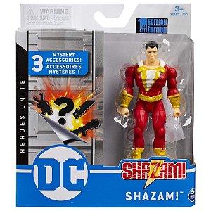 Figura DC Liga da Justiça Heroes Unite Shazam da Sunny 2189