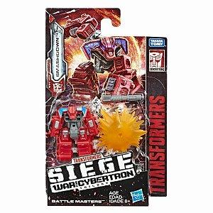 Transformers Siege War for Cybertron Smashdown Hasbro E3431