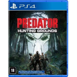 Jogo Midia Fisica Predator Hunting Grounds Original para Ps4