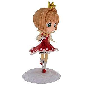 Figura Sakura Card Captor Q Posket Kinomoto Banpresto 34571