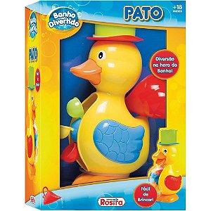 Brinquedo Infantil Banho Divertido Patinho da Rosita 9852