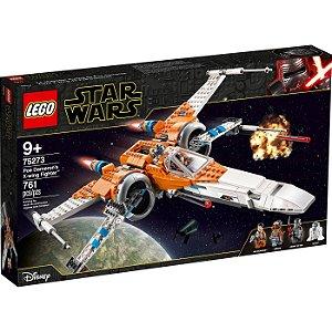 Lego Star Wars TM Nave X-Wing Fighter de Poe Dameron 75273