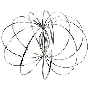 Brinquedo Giratorio Flow Rings Argolas Girantes Geniais 5007