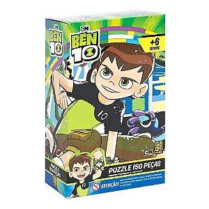 Quebra Cabeça Puzzle Infantil Ben 10 de 150 Peças Grow 03774