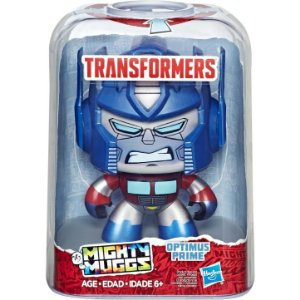 Figura Transformers Mighty Muggs Optimus Prime Hasbro E3456