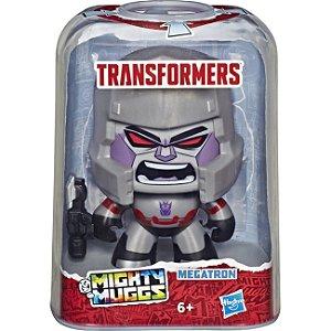 Figura Transformers Mighty Muggs Megatron da Hasbro E3456