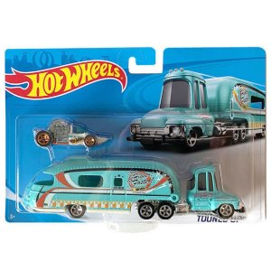 Hot Wheels Caminhões de Transporte Tooned Up Mattel Bdw51