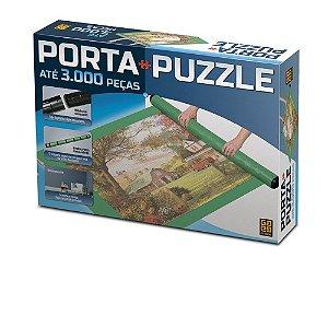 Porta Puzzle Quebra Cabeça Até 3000 Peças Original Grow