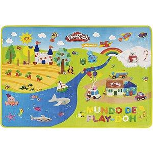 Brinquedo Infantil Play Doh Tapete Divertido da Fun 80814