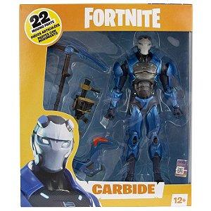 Figura de Açao Fortnite Carbide e Acessorios da Fun 84500