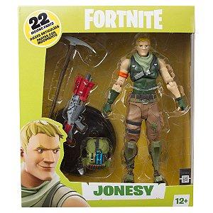 Figura de Açao Fortnite Jonesy com Acessorios da Fun 84928