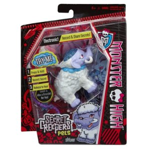 Figura Monster High Pets Secretos Monstruosos Elefante Cbd42