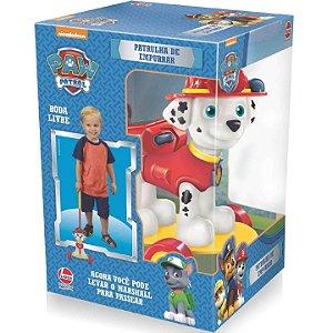 Patrulha Canina de Empurrar Marshall Lider Brinquedos 2451