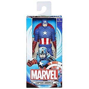Figura Basica Marvel Avengers Capitao America Hasbro B1686