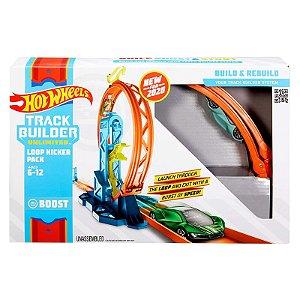 Hot Wheels Track Builder Loop Kicker Pack da Mattel Glc87