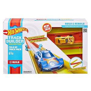 Hot Wheels Track Builder Fold Up Track Pack da Mattel Glc87