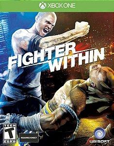 Jogo Novo Lacrado Fighter Within Para Xbox One Kinect