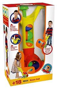 Brinquedo Lançador De Bolas Boom Ball Mk231 Dismat