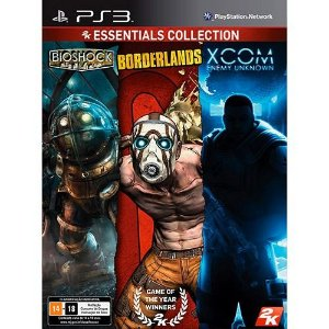 Jogo Novo Lacrado 2k Essentials Collection Playstation 3 Ps3