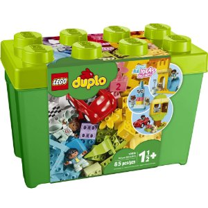 Lego Duplo Caixa Criativa de Peças Deluxe com 85 Peças 10914