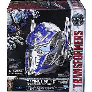 Capacete Eletronico Transformers Optimus Prime Voice C0878