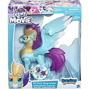 Boneca My Little Pony Movie Guarda Hipogrifo da Hasbro C1061