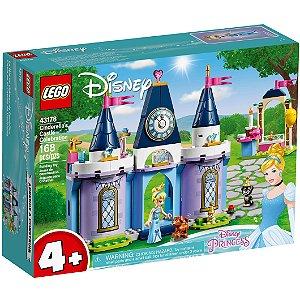 Lego Disney Playset Celebraçao no Castelo da Cinderela 43178
