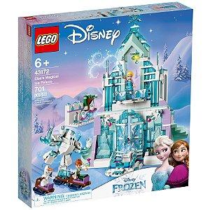 Lego Disney Frozen O Palacio de Gelo Magico da Elsa 43172