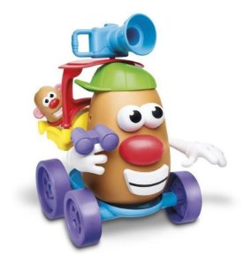 Mr Potato Batata Veiculos Malucos Explorer Set Hasbro E1841