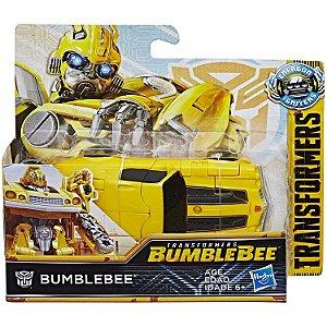 Brinque Boneco Robo Bumblebee 11cm Transformers Hasbro E0698