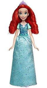 Linda Boneca Disney Princesas Clássica Ariel E4156 Hasbro