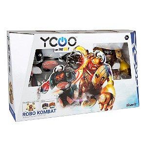 Brinquedo Robo Kombat Vikings Battle Pack Ycoo da Dtc 5221