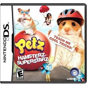 Jogo Midia Fisica Petz Hamsterz SuperStarz para Nintendo DS