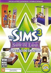 Pacote Expansão Física Do Jogo The Sims 3 Suite De Luxo Pc