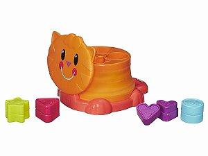 Brinquedo Infantil Playskool Gatinho Com Formas Hasbro B1914
