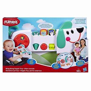 Brinquedo Bebe Infantil Playskool Cahorrinho Divertido B4532